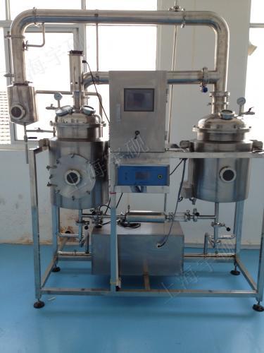 多功能实验型提取浓缩机组技术资料