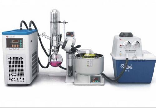 旋轉蒸發器提高原料蒸發效率 降低過程能耗