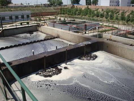 焦化廠廢水處理的流程