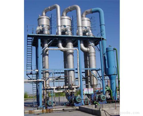 TNJM03三效强制循环蒸发器.