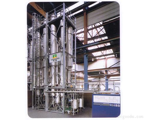 TNJM05五效降膜蒸发器.