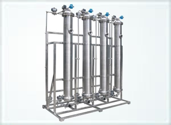 不锈钢层析柱组