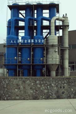 四效结晶蒸发器(蒸发量18.5吨)