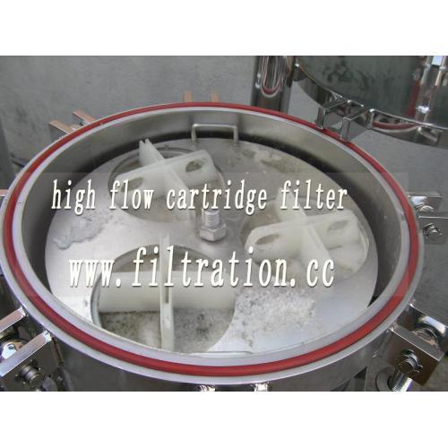 HF系列高流量过滤器