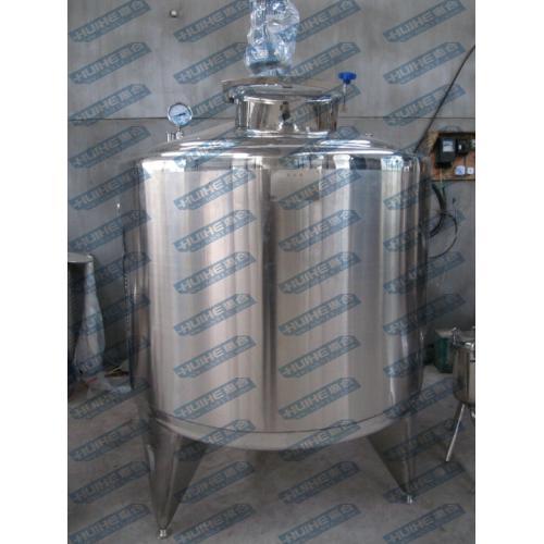 卫生级调配罐--液体物料调配混合